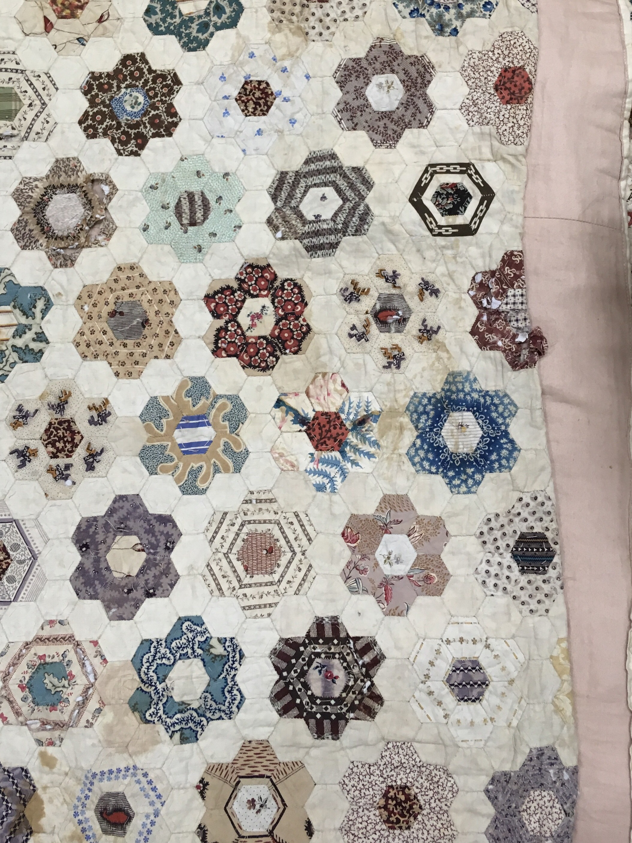 Hexagonal Patchwork