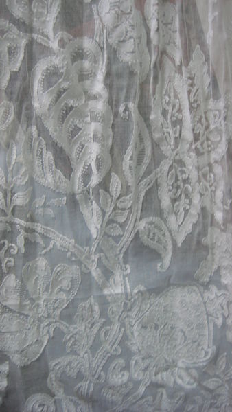 White Tree Of Life Madras Lace