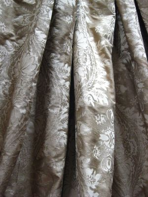 Shiny Gold Damask